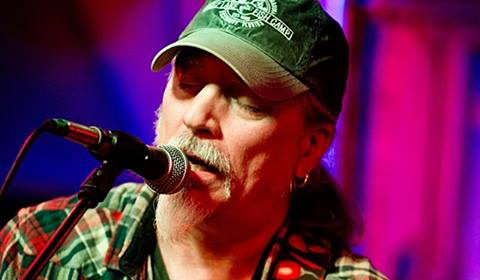 Stevie – One Bloke One Mandolin