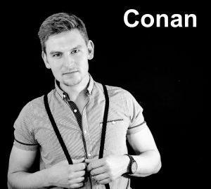 Conan - Levi