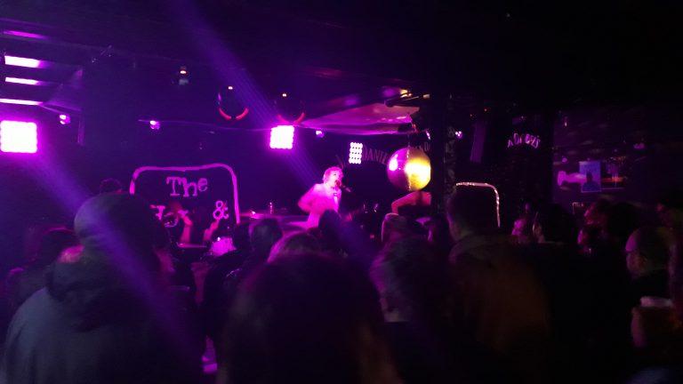 Dilly Dally Live Brighton