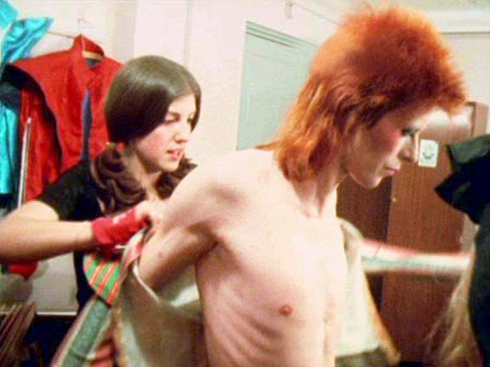 Dressing Ziggy