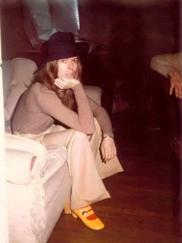 Young Bowie
