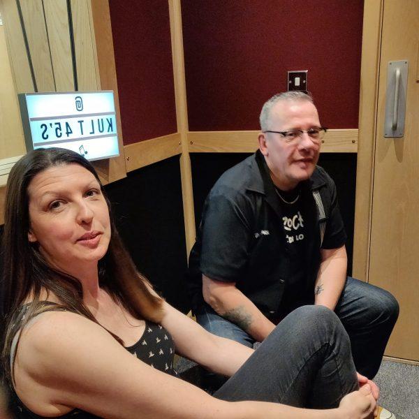 The Kult 45s Radio Woking